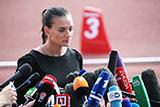Исинбаева заявила о готовности обратиться в ЕСПЧ