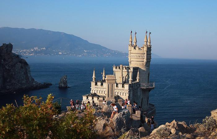 Крымский федеральный округ включен в состав Южного федерального округа