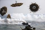 Китай сообщил о планах провести учения вместе с РФ в Южно-Китайском море