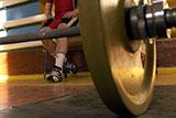 Сборная России по тяжелой атлетике отстранена от участия в Олимпиаде