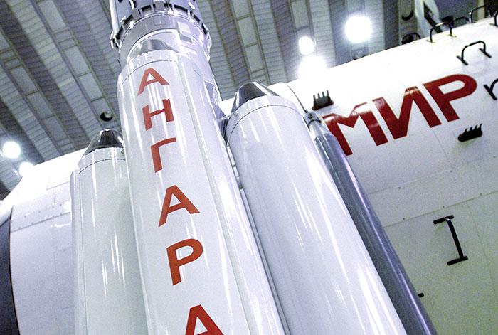 Семейство ракет-носителей «Ангара» - ВПК.name