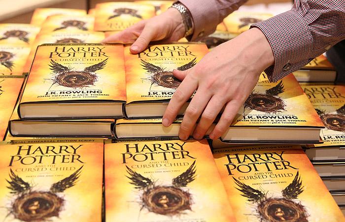 Новую книгу о Гарри Поттере россияне увидят в первых числах августа