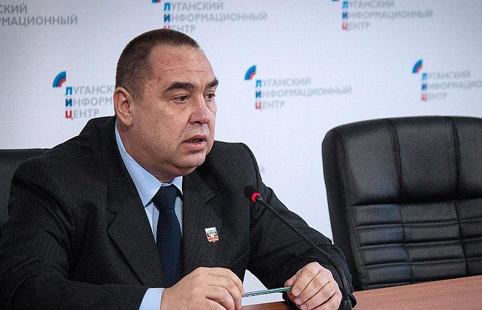 В покушении на главу ЛНР заподозрили украинских диверсантов