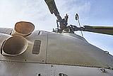 На Кубани потерпел катастрофу вертолет Ми-2