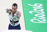 Французский гимнаст сломал ногу на Олимпиаде
