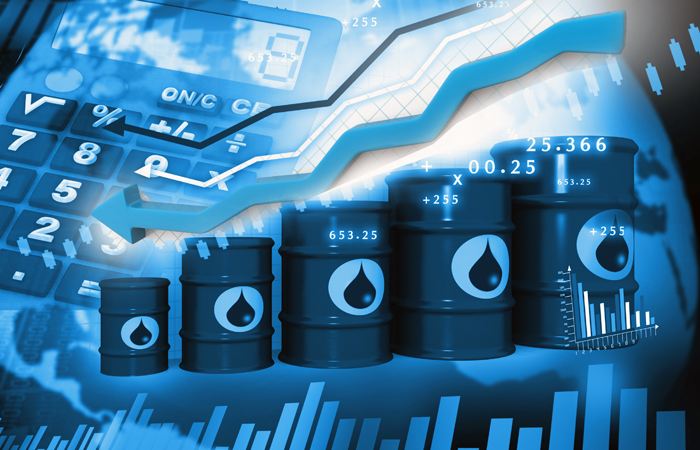 Цена нефти Brent превысила $45 за баррель