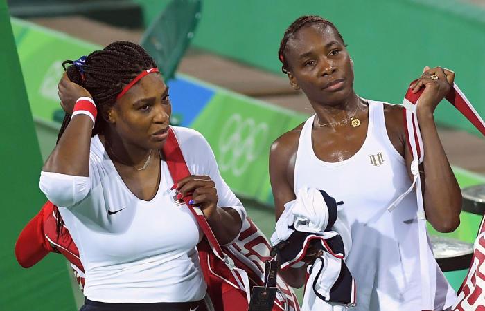 Сёстры Уильямс потерпели своё первое за 4 Олимпиады поражение впаре