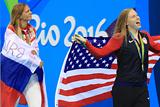 Американская пловчиха Кинг объяснила отказ поздравить Юлию Ефимову