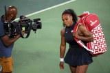 Серена Уильямс проиграла в 1/8 финала Олимпиады