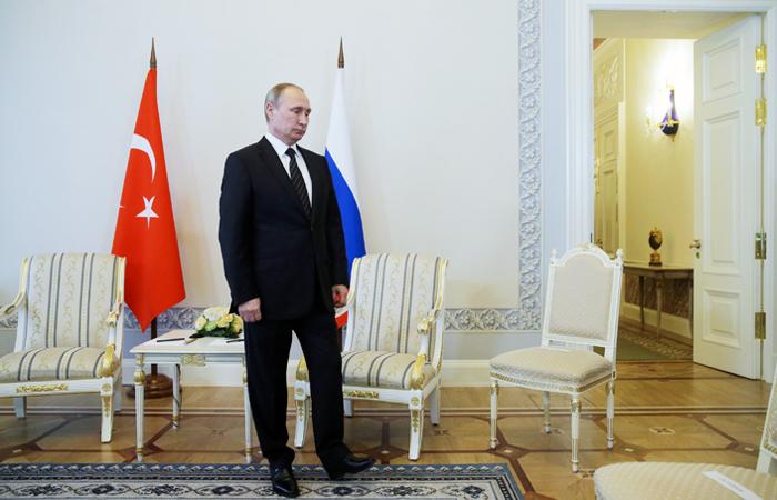 Президенты РФ и Турции отдельно обсудят сирийский вопрос