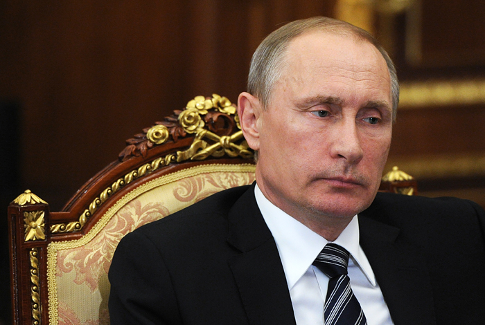 Украина перешла кпрактике террора— Путин