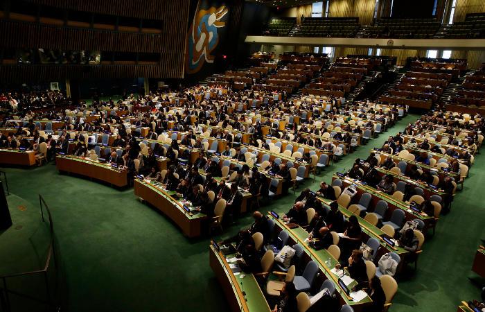 Украина объявила о готовности созвать Совбез ООН из-за Крыма