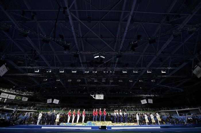 Сборная Российской Федерации закончила шестой день Игр на7 месте вмедальном зачете