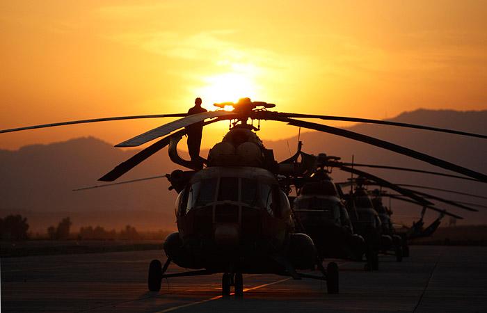 Захваченный талибами экипаж Ми-17 освобожден и доставлен в Исламабад