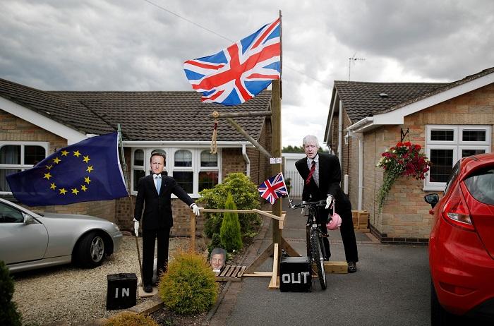 Британская газета сообщила о возможной отсрочке Brexit до 2019 года