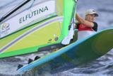 Россиянка Елфутина завоевала бронзу в парусном спорте на ОИ-2016