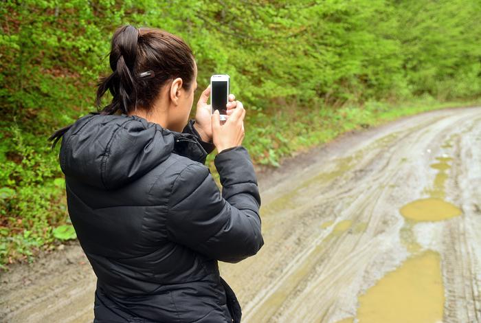 Владельцев смартфонов привлекут к наказанию нарушителей ПДД