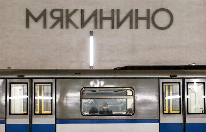 """Собянин пообещал не закрывать станцию метро """"Мякинино"""""""