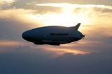 Самое большое в мире воздушное судно совершило первый полет