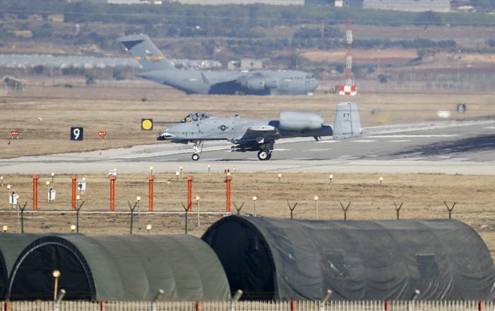 США начали вывозить свое тактическое ядерное оружие из Турции
