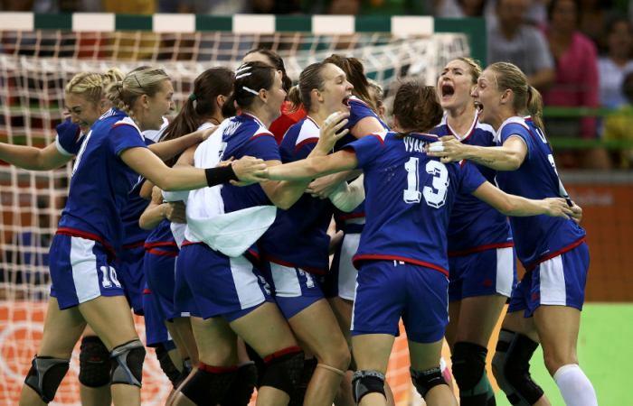 Гандболистки сборной России выиграли Олимпиаду-2016