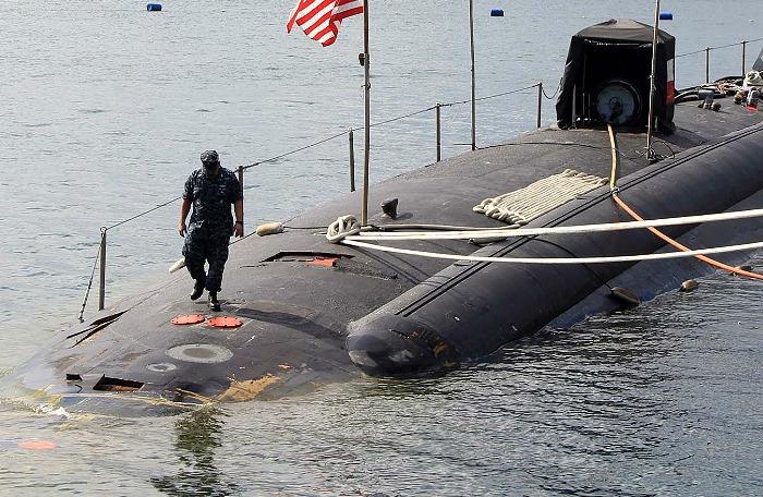 Пять курьезов американского флота