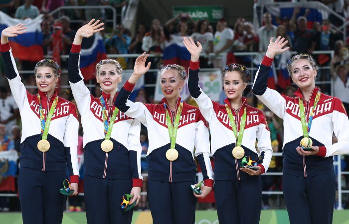 Сборная России обеспечила себе 4-ое место вмедальном зачете Игр