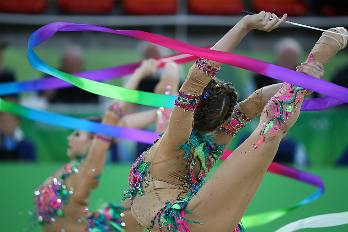 фото гимнасток на олимпиаде