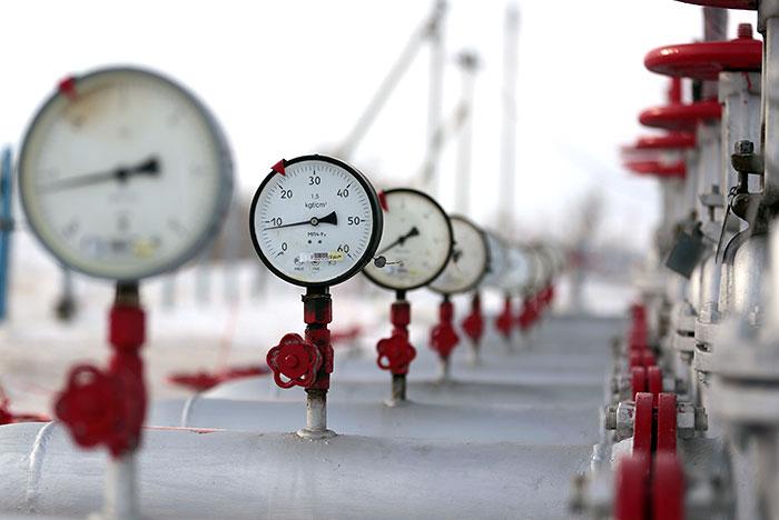 """""""Нафтогаз Украины"""" обвинил """"Газпром"""" в нарушении контрактного давления"""
