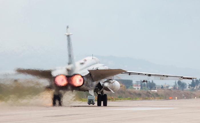 Русский посол подтвердил уход ВКСРФ сиранской авиабазы