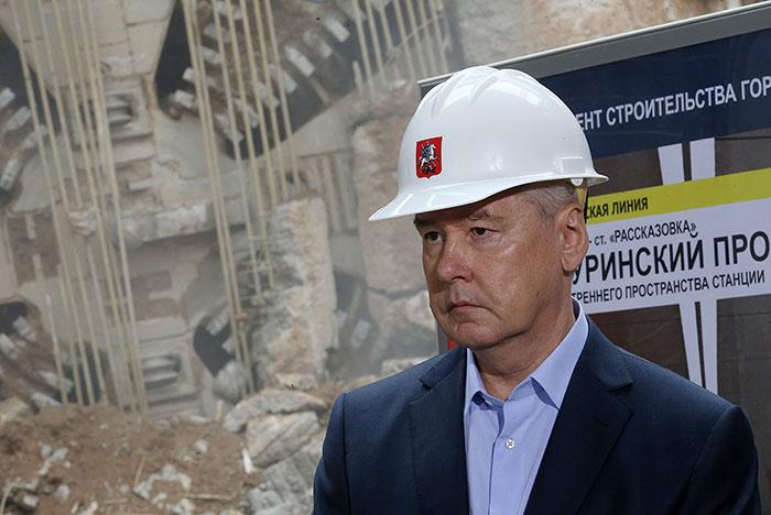 Власти Москвы рассчитывают через пять лет замкнуть второе кольцо метро