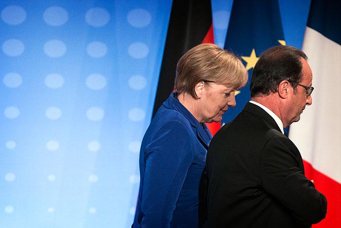 """Путин договорился с Меркель и Олландом о встрече """"на полях"""" саммита G20"""