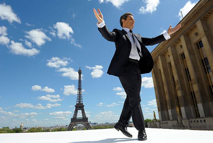 Николя Саркози снова готов сражаться сФрансуа Олландом закресло президента Франции
