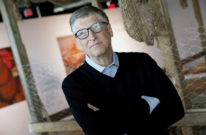 Билл Гейтс вошел висторию изасчет своего состояния