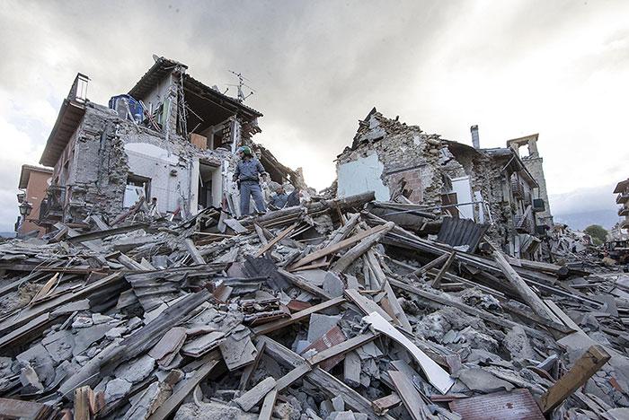 Землетрясение вИталии: уже 21 жертва