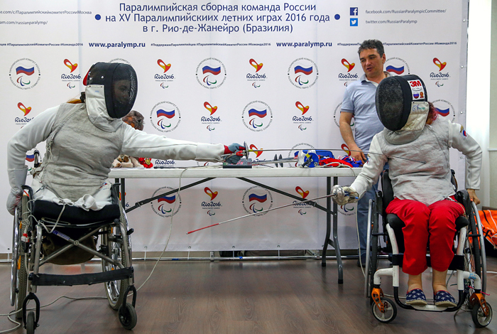 У русских паралимпийцев еще есть шанс поехать вРио