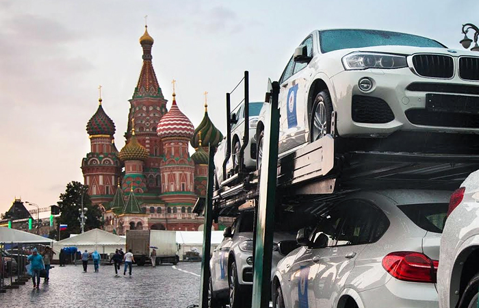 мерседесы для российских олимпийцев