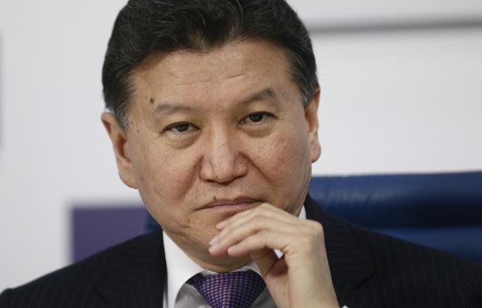 Кирсан Илюмжинов лично ответит на претензии Минфина США