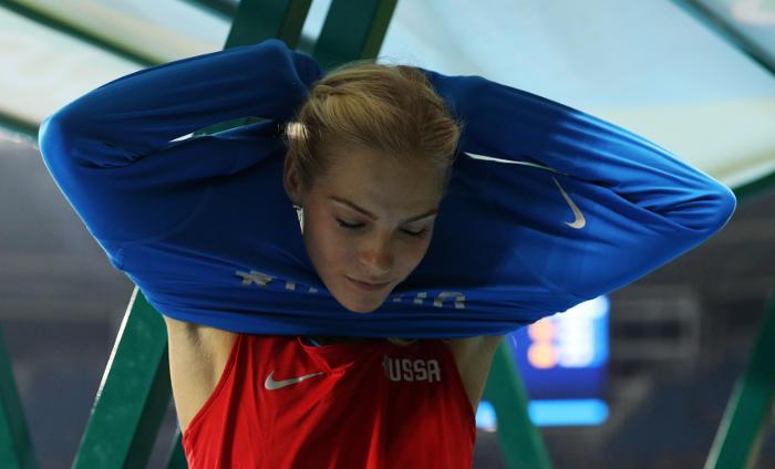 Дарья Клишина обогнала олимпийскую чемпионку