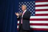 Трамп заявил о намерении развить систему слежения за иммигрантами