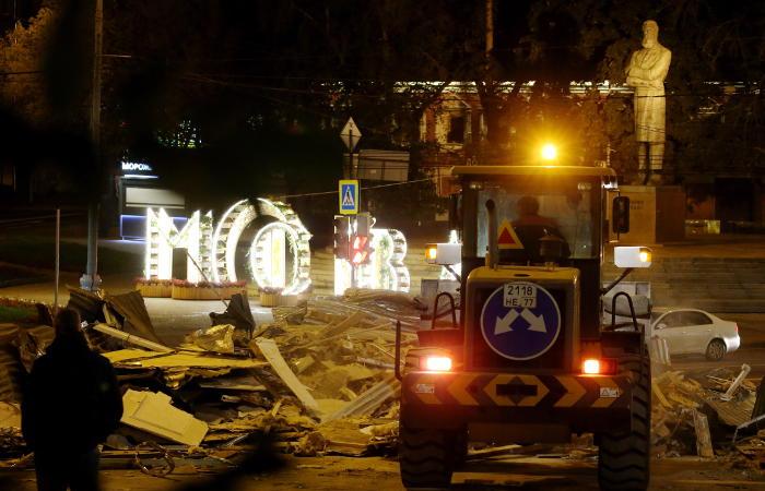 В Москве почти 80 объектов самостроя будут демонтированы ночью