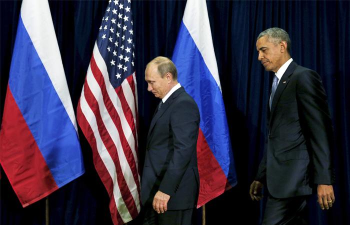 Путин иОбама небудут проводить полноформатную встречу насаммите G20