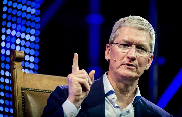 Тим Кук назвал решениеЕК оштрафовать Apple политическим инечестным