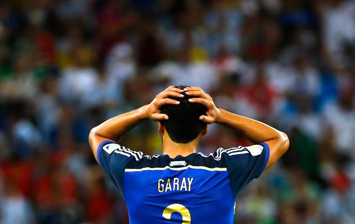Marca: Гарай улаживает последние детали напути в«Валенсию»