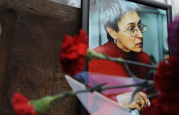 Маркин заявил о возможной причастности Березовского к убийству Политковской