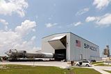 На космодроме мыса Канаверал взорвалась ракета Falcon 9