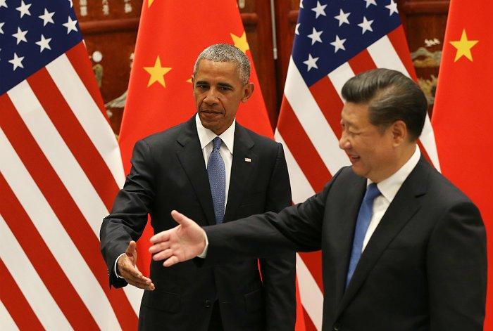 Обама призовет Пекин «неиграть мускулами» в неоднозначных районах Южно-Китайского моря