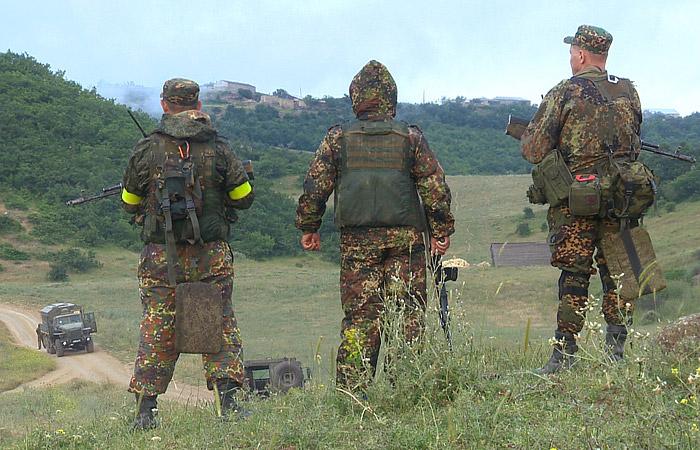 У дагестанского села Самур произошел бой с бандой