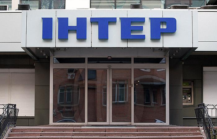 """Пожар в здании телестудии канала """"Интер"""" в Киеве возник в результате нападения"""