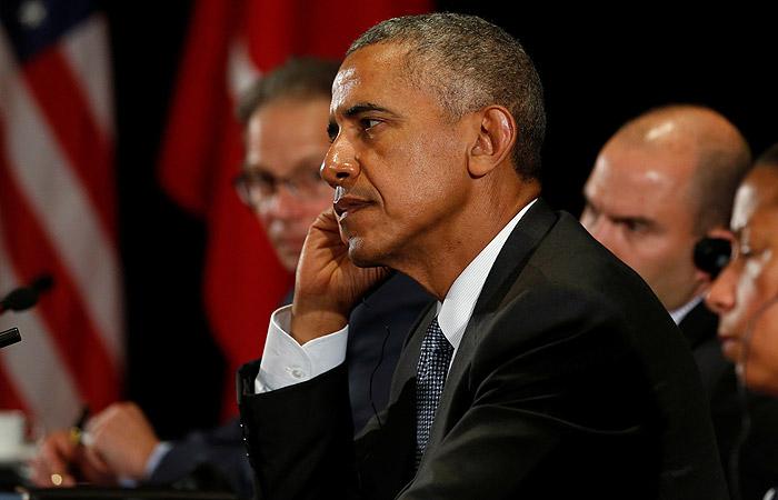 """Обама предложил Путину встретиться в понедельник """"на полях"""" G20"""